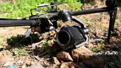 صورة تقنيات حزب الله..من الإختراق والتصنيع إلى الإسقاط والتجميع