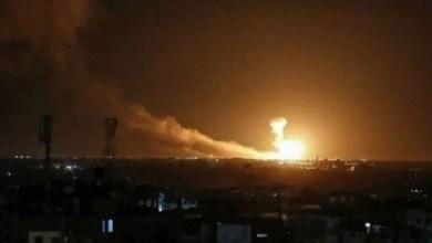صورة صواريخ الأولياء … تضيء قناديل الناتو