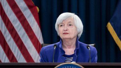 صورة الخزانة الأمريكية تحذر من مخاطر العملات المشفرة