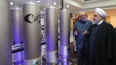 صورة إيران تُقلّص التزاماتها النوويّة… لِتمتثلْ أميركا أولاً…    باشرت إيران إنتاج اليورانيوم المعدني، تقليصاً لالتزاماتها بموجب الاتفاق النووي