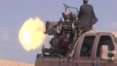 صورة عمليات الرد اليمني المشروع