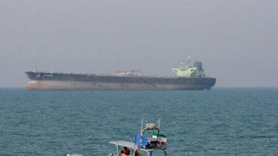 """صورة """"بينها باخرة راسية بالقرب من لبنان"""".. إسرائيل ضربت سفن نفط إيرانية متجهة لسوريا"""