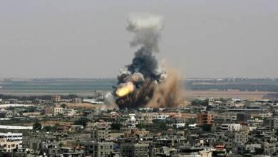صورة ويلٌ للشامتين بالغارات الإسرائيلية على سوريا