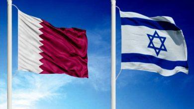 صورة بدعم قطري..العدو الصهيوني يستبيح التراث الاسلامي