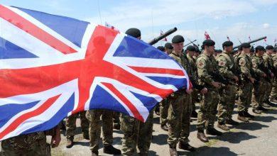 صورة دور بريطانيا من الماضي حتى مرحلة هذا العدوان