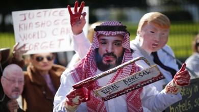 صورة جريمة قتل خاشقجي والتقرير السرِّي الأميركي