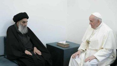 صورة البابا فرانسيس: هل جئت تطلب نارا ام تشعل البيت نارا
