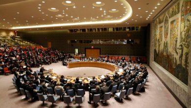 صورة صفعة روسية للسعودية في مجلس الأمن بخصوص اليمن