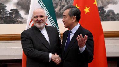 صورة طهران: غداً سنوقع اتفاقية التعاون الاستراتيجي مع بكين
