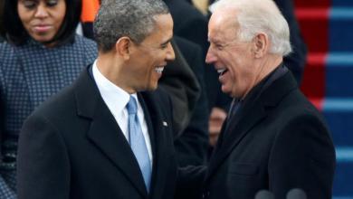 صورة البيت الأبيض: بايدن يستشير أوباما بانتظام في مختلف القضايا