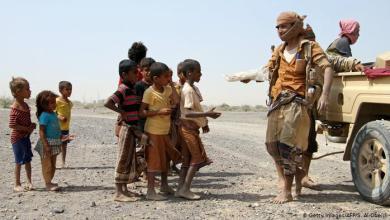 صورة الحوثي: الولايات المتحدة وبريطانيا والصهيوسعودية وراء الحرب في اليمن