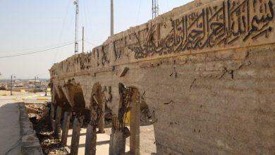 صورة مناشدة عراقية لوقف نهب آثار الموصل وأور والناصرية