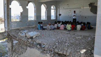 صورة اليمن في العام السابع في صعود والعدوان في سقوط ..