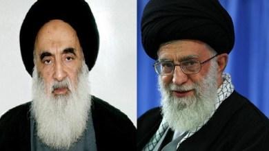 صورة إيران وولاية الفقية ومرجعية النجف