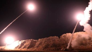 صورة القيادة المركزية الأميركية تكشف تفاصيل جديدة لهجوم الصواريخِ على قاعدة عين الأسد