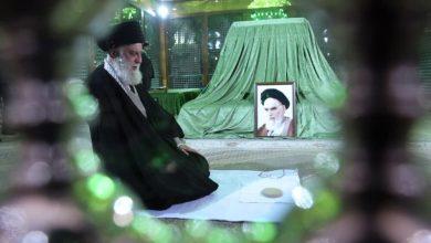 صورة البرنامج اليومي لقائد الثورة الاسلامية في ايران