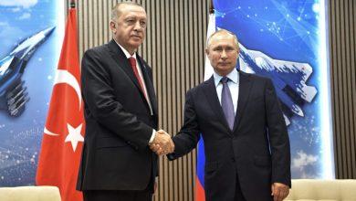 صورة عندما يلعب أردوغان مع بوتين على حافة الهاوية الأوكرانية