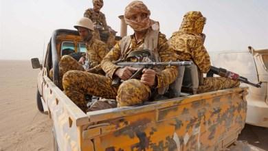 """صورة لماذا يؤخر """" الجيش واللجان """" اسقاط مأرب ؟"""