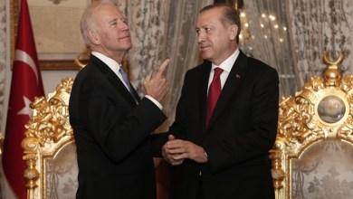 صورة بعد ثلاثة أشهر.. بايدن يجري أول اتصال بإردوغان