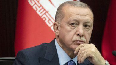 صورة بعد تدخل أردوغان في إنتخاباتها حركة حماس إلى أين فهَل تصبح نصفين؟