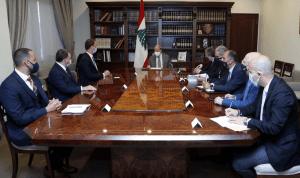صورة باريس ترفع اللهجة بوجه القوى اللبنانية العمياء : اجراءات ضد المعرقلين وأيام حاسمة