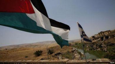 """صورة المُطبِّعون الجدد يخترقون الأردن: استبدال الملك وفرض """"الحل البديل"""""""