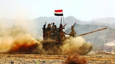 صورة آخر تطورات المعارك في مأرب: قوات صنعاء تتخذ  استراتيجية جديدة لعزل قوات التحالف وسط المدينة مأرب