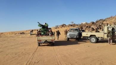 صورة على أبواب مأرب يكسر عظم تحالف داعش والقاعدة الصهيوهابي..