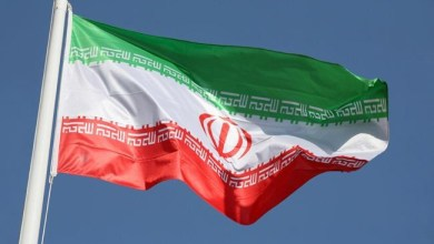 صورة زمن التطبيع هو زمن بياض وجه إيران