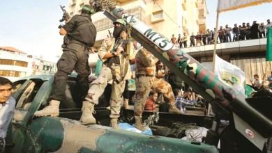 صورة الاستمرار هو طريق التحرير…فلا يخدعوكم
