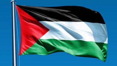 صورة وجوه الفلسطينيين كظيمةٌ مسودةٌ