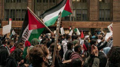 صورة فلسطين عادت قضيّة عربيّة