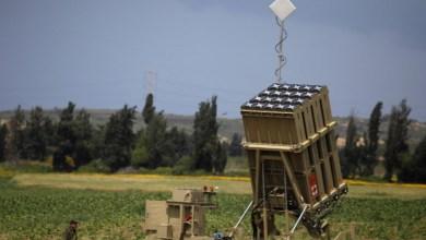 """صورة لفت خبير عسكري إلى مكامن ضعف نظام الدفاع الجوي الإسرائيلي المعروف باسم """"القبة الحديدية"""""""