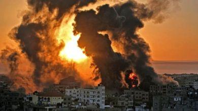 صورة هكذا نحن اعتدنا الحروب يا غزة