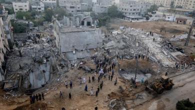 """صورة صورٌ ومشاهدٌ من معركة سيف القدس """"6""""  عجزُ مجلسِ الأمنِ الدولي"""