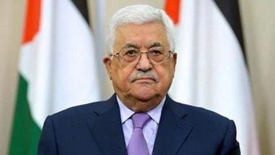 صورة محمود عباس أشهَدُ إنَّك قد أوفيتَ بوَعدَك للموساد