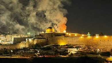 صورة معركة سيف القدس المقدسة