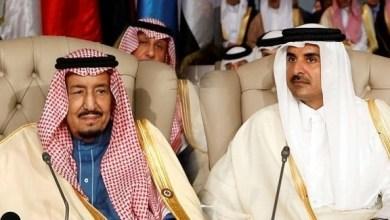 صورة أمير دولة قطر يزور السعودية لمناقشات ملفات حساسة على رأسها تطورات الملف النووي الإيراني وأوضاع منطقة الخليج وأحداث فلسطين