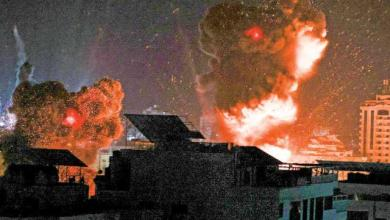 صورة استهداف هبة الضفة بعد تهدئة غزة