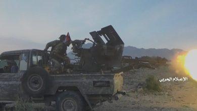 صورة ما بعد العملية العسكرية اليمنية بجيزان.. السعودية تدرس إيقافها للعدوان!!