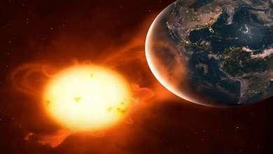 صورة عاصفة شمس تقترب من الأرض.. وعلماء يحددون السيناريو الأسوأ