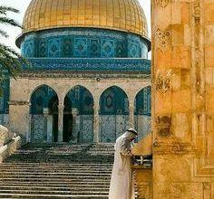 صورة القدس أقرب وأمة بالجهاد لن تُغلب