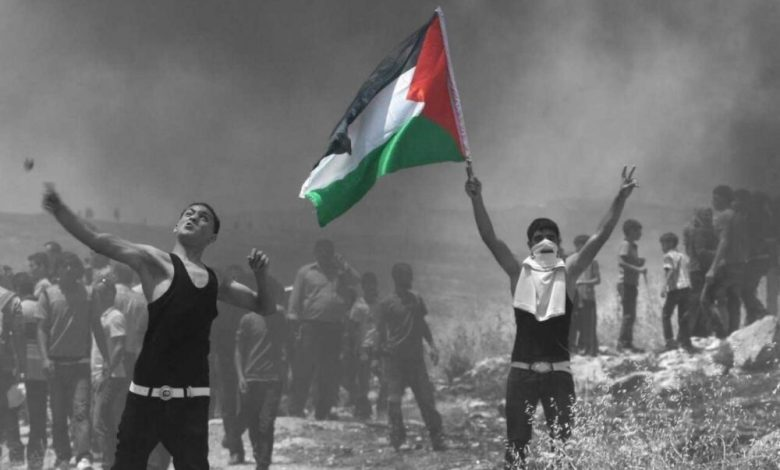 صورة أقوى وأقصر إنتفاضة فلسطينية