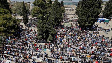 صورة صبر شهر للصلاة في القدس