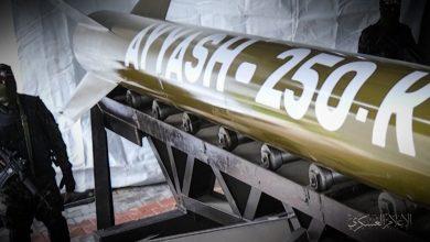 صورة صواريخ المقاومة الفلسطينية وقباب اسرائيل الحديدية