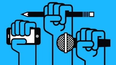 صورة في اليوم العالمي لحُرية الصحافة