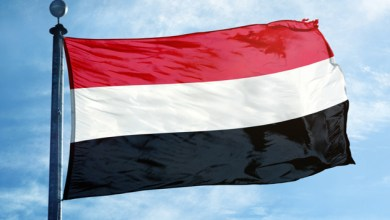 صورة الأسود الحيدريه مقرها ومستقرها في اليمن