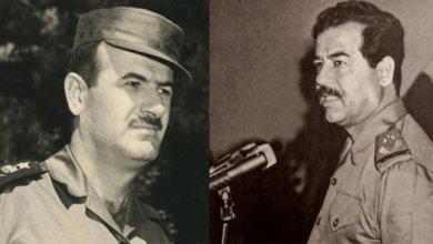 صورة «رسائل سرية» بين صدام حسين وحافظ الأسد تُكشف للمرة الاولى