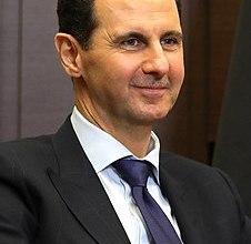 صورة كثر يتسالون هل حقا فاز الرئيس الاسد ب ٩٥% من أصوات الناخبين السوريين