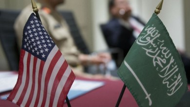 صورة السعودية بدون حماية أمريكية… إحتلال إسرائيلي